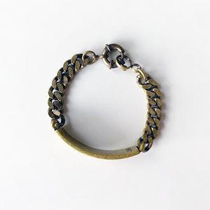 Madewell ID Bracelet